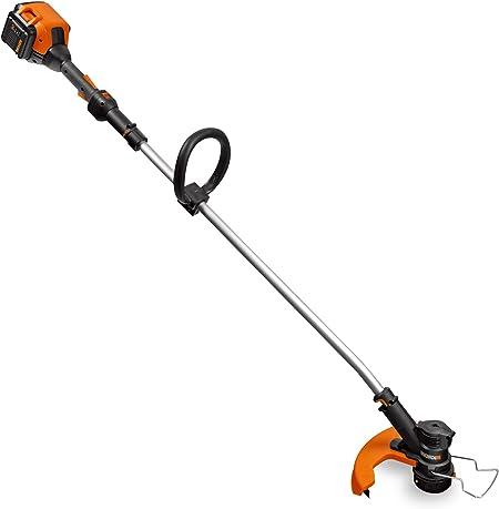 Amazon.com: WORX WG168 cortadora y bordeadora de cé ...