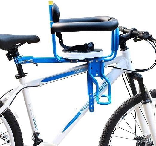 Sillas De Bicicletas para Niños Delantero Asiento De Seguridad ...