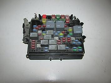 05-05 chevy silverado 4 3l v6 regular cab under hood relay fuse box block  #1982, relays - amazon canada