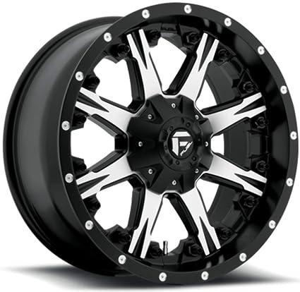 Amazon Com 20x10 0 Fuel 1 Piece Wheels Nutz Wheel 12mm Conical Lug