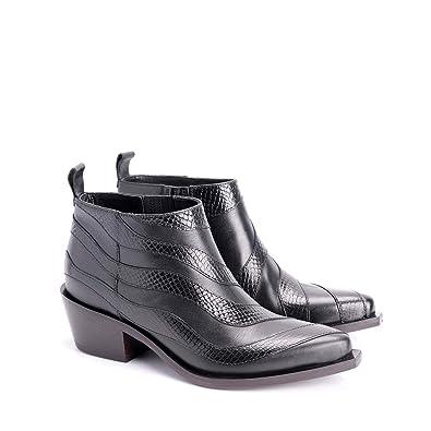 Pinko Women s 1P20Y8 Y3FD   Cabernet Boots Black Black 4  Amazon.co.uk   Shoes   Bags 5f152de7c4e