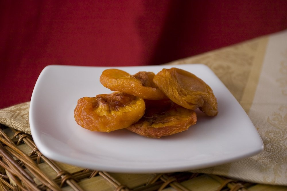 Dried Peaches 10 lbs. Case by Bulk Dried Fruit (Image #1)