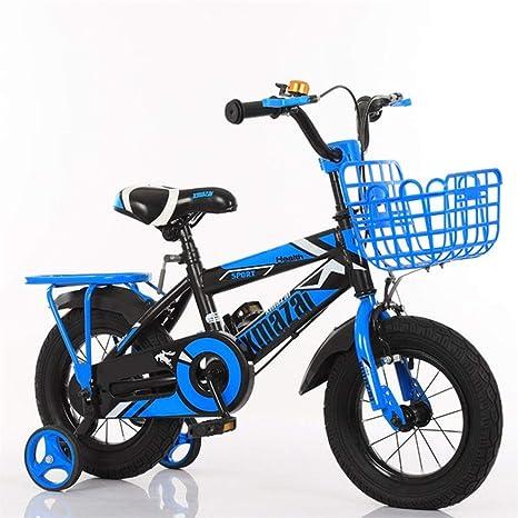 K-G Bicicleta Infantil Niña Niño Bicicletas Niños, Niño Bicicleta ...