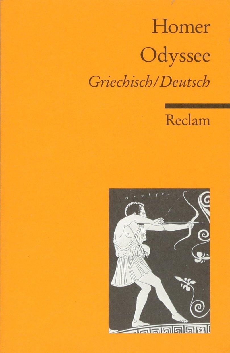 Odyssee: Griechisch/Deutsch (Reclams Universal-Bibliothek)