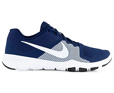 34cc3fca78aa4 Nike Men s Flex Control B.Blue Wht-Glacier Grey Multisport Training Shoes-