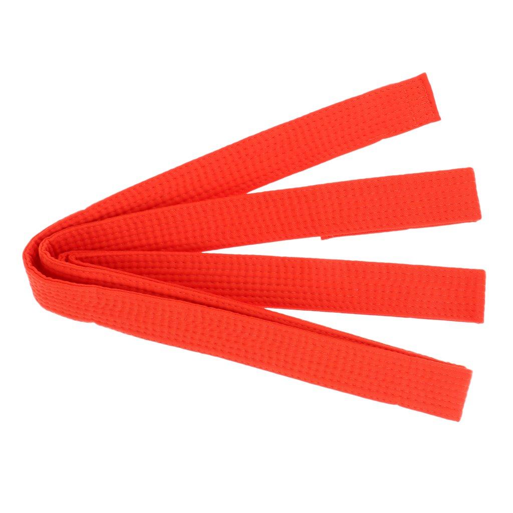 D DOLITY Portable Taekwondo Belt Karate Judo Stripe Sports for Kids Adult