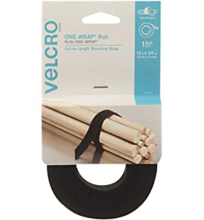 Velcro Strap One Wrap Cable Ties  x 1 Metre Various Colours Cable Managment