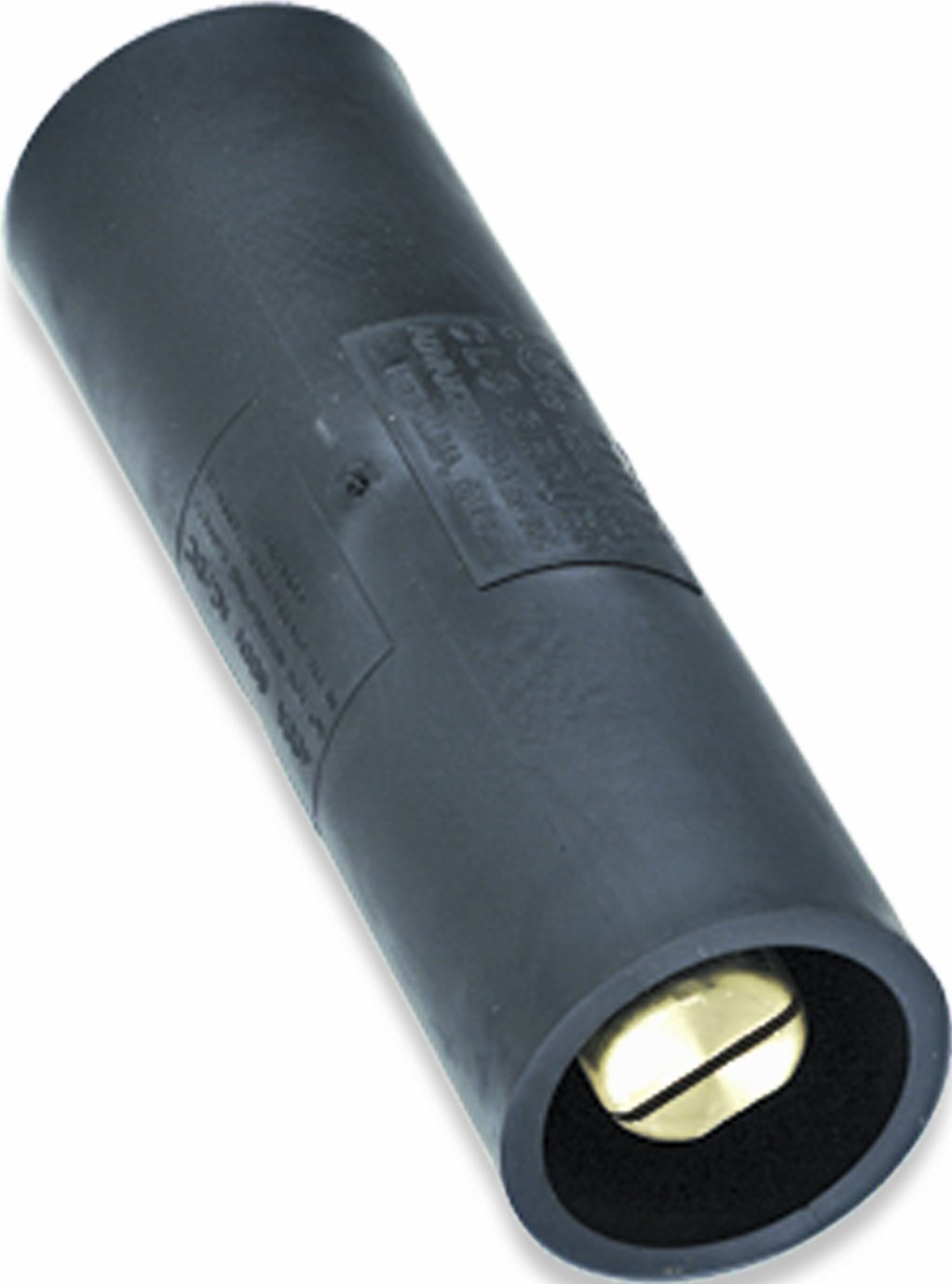 Marinco CDMM-A CLS Cam Type, Series 16, 400 Amp Male to Male Coupler (M-M) - Black (A) by Marinco Power Products