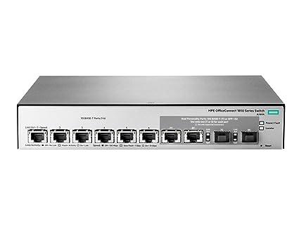 Amazon com: HPE ARUBA JL169A#ABA 1850 6XGT 2XGT/SFP+ Switch