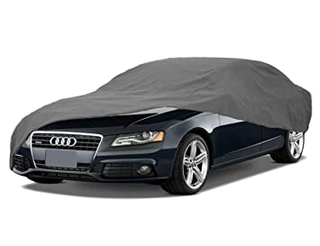 Amazon.com: 3 Layer All Weather Wagon Car Cover fits Mazda 6 2003 ...
