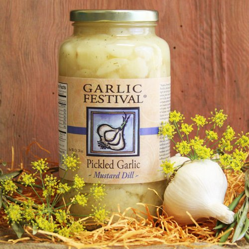 pickled mustard - 9