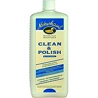 NATURHAUS NATURFARBEN Clean und Polish, 1 Stück, Farblos, 1 l