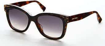 Jimmy Choo Sunglasses for Womens BEBI/S PUU9C Size 53 Havanna-leo