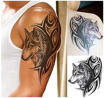 Tatouage Ephemere Homme Femme Temporary Tattoo Faux Tatouage Bras