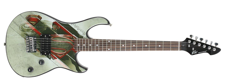Peavey 3021160 DC Man of Steel Rockmaster Electric Guitar by Peavey