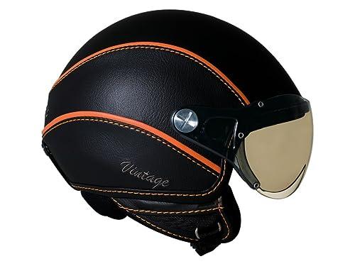 Nexx SX60 Vintage Open Face Helmet
