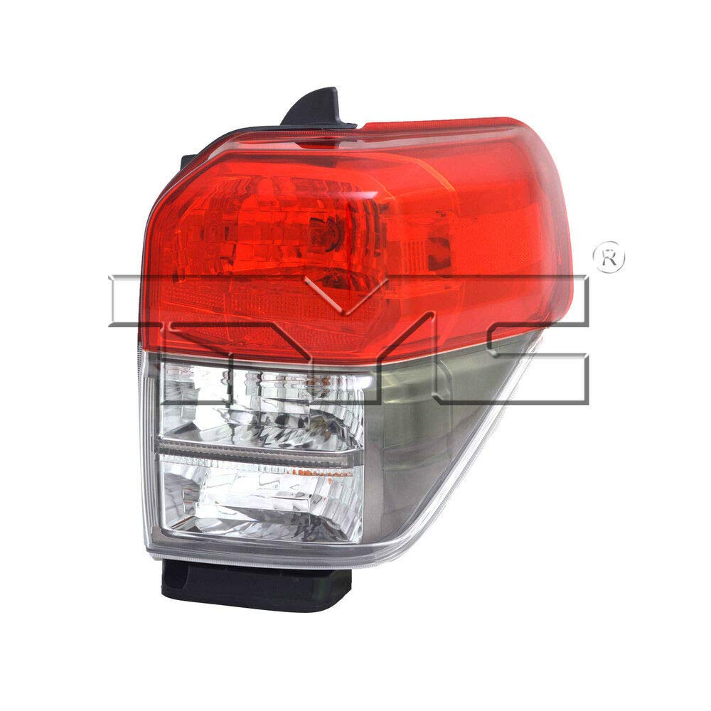 TYC 11-6506-90-1 Toyota 4Runner Left Replacement Tail Lamp