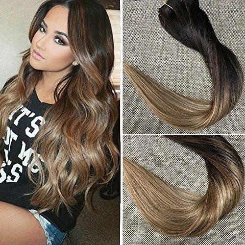 Full Brazilian Hair Extensions Balayage product image