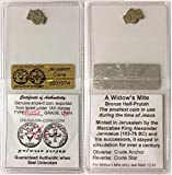 Widow%27s Mite Authentic Coin in Your Ch