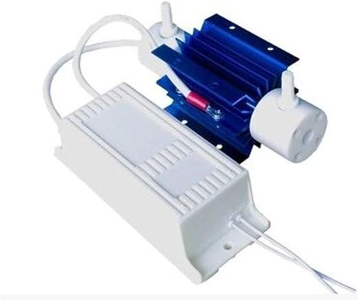 3G/H tubo de cuarzo para generador de ozono purificador de aire de ...