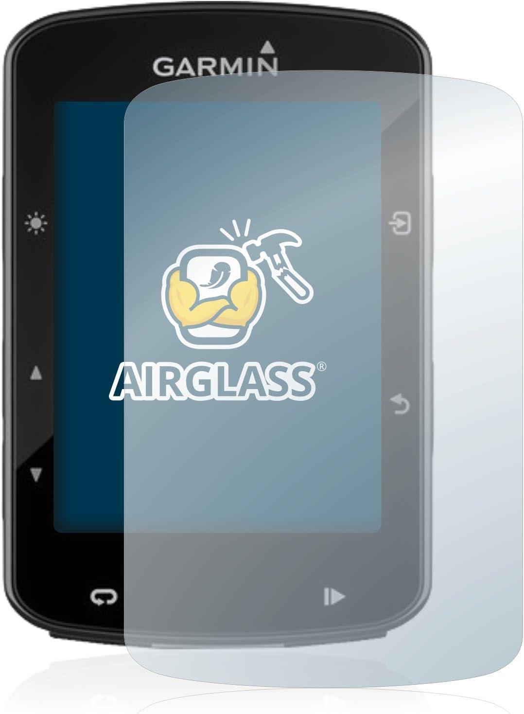 brotect Protection Ecran Verre Compatible avec Garmin Edge Explore 820 Film Protecteur Vitre 9H Anti-Rayures AirGlass