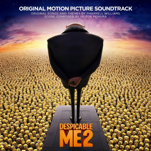 Despicable Me 2 (2013) Movie Soundtrack