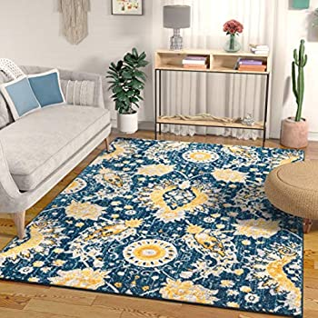 Amazon Com New Modern Floor Rugs For Living Room Large