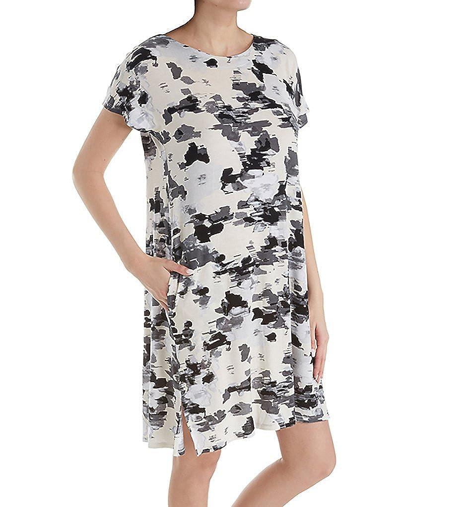 Donna Karan Floral Sleepshirt Pristine Floral MD