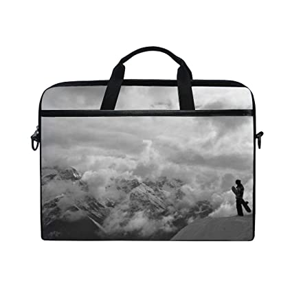 Amazon.com  Mountain Snowboard Top Fog Conquest Laptop Shoulder ... 95f8fa8a8cde9