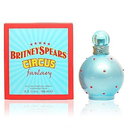 Britney Spears Circus Fantasy Eau de Parfum Splash For Women, 3 3 Ounce