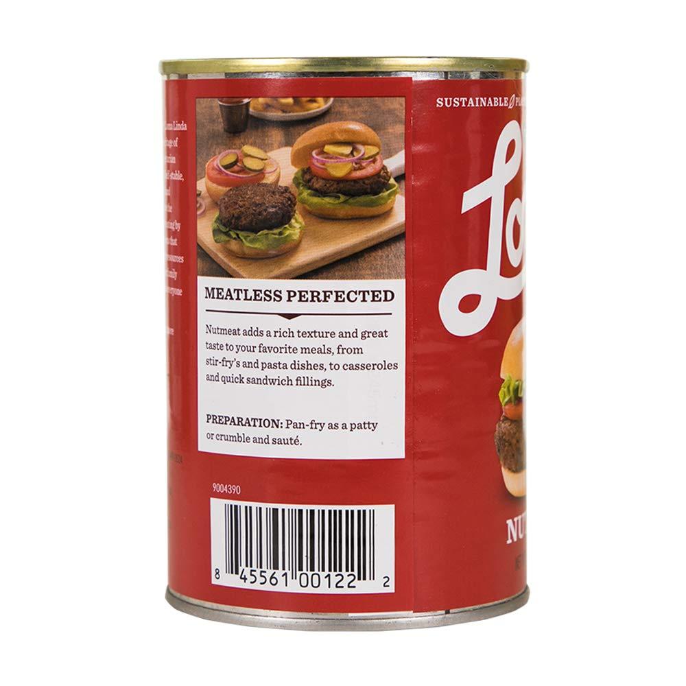 Loma Linda - Plant-Based - Nutmeat (14.6 oz.) (Pack of 6) - Kosher by Loma Linda (Image #5)