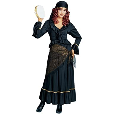 adults mystic gypsy halloween costume size standard