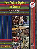 img - for West African Rhythms for Drumset book / textbook / text book