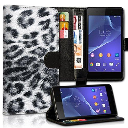 Wallet Book Style Flip Handy Tasche Case Schutz Hülle Schale Motiv Etui für Apple iPhone 6 / 6S - Design Flip MVD377