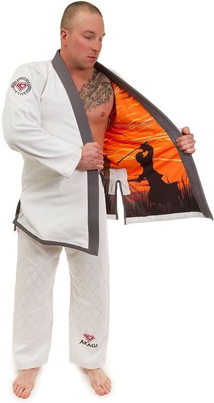 BJJ Kimono and Pants KO Sports Gear/'s Kids Magic Dragon Hemp Blend Gi