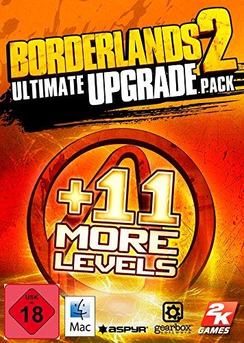 Borderlands 2 - Vault Hunter Ultimate Upgrade Pack DLC [Mac Steam Code]