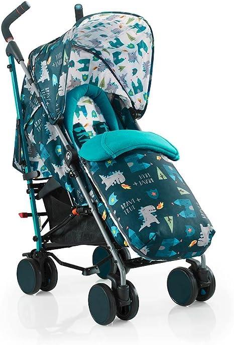 Opinión sobre Cosatto Supa 2018 Baby Stroller, Suitable from Birth to 25 kg, Dragon Kingdom