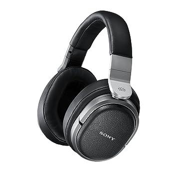 Sony MDR-HW700DS - Auriculares (Circumaural, Diadema, 5-25000 Hz, Inalámbrico, RF, 12h) Negro, Gris: Amazon.es: Electrónica