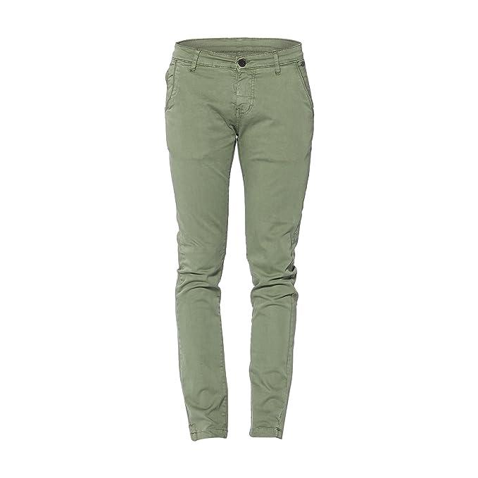 Pantalon Deeluxe 29 Chino Amande Adulte Lawson Vert Rx1fnxw