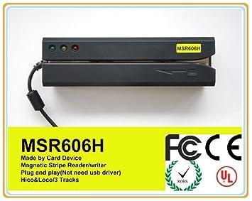 MSR206 USB CABLE WINDOWS 7 X64 TREIBER