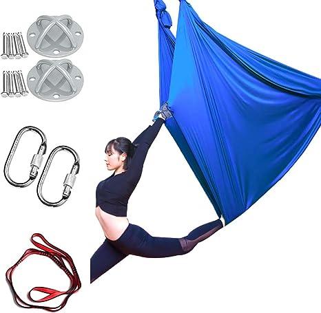 SHPEHP Juego de Columpios aéreos de Yoga Advanced Air Swing Yoga ...