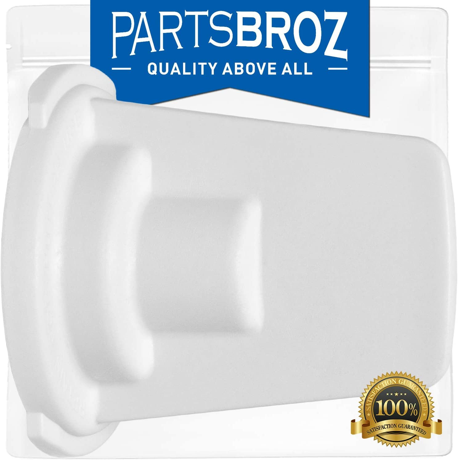 WR02X11705 Water Filter Bypass Cap for GE Refrigerators by PartsBroz - Replaces Part Numbers AP3425999, 1038637, AH783756, EA783756, PS783756, WR02X10577, WR2X10577
