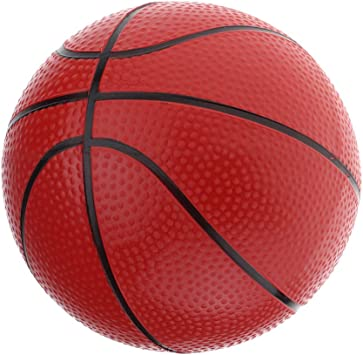 16cm Mini Pelota de Baloncesto de Vinilo Hinchable Juguete para ...