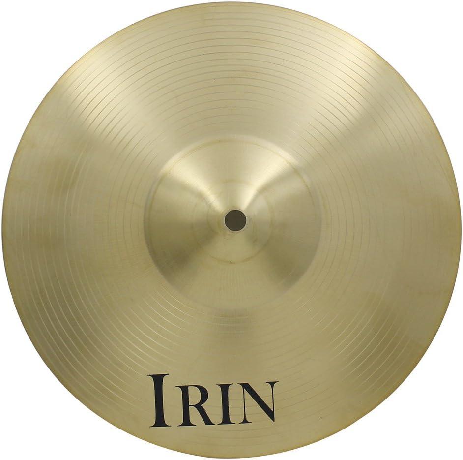 "ammoon 12"" / 14""/ 16"" /18"" / 20"" Brass Alloy Crash Ride Hi-Hat Cymbal for Drum Set"