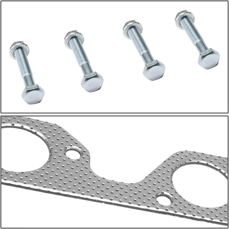 DNA Motoring GKTSET-JCW0738 Aluminum Exhaust Manifold Header Gasket Set Replacement