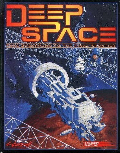 Deep Space: The Interplanetary Supplement for Cyberpunk 2020