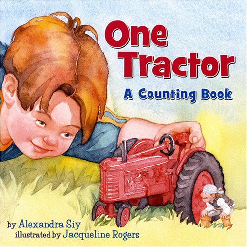 Download One Tractor: A Counting Book pdf