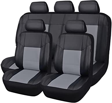 2x Car Van Fronts Seat Covers High Quality Water Dust Proof Protection Universal