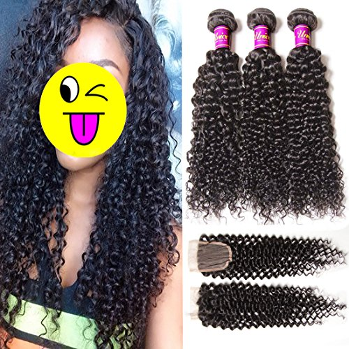 Brazilian Closure Unprocessed Extensions Natural product image