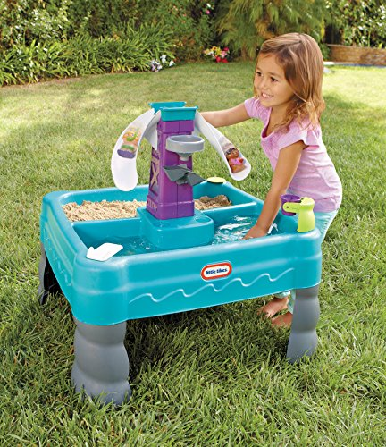 Little Tikes Sandy Lagoon Waterpark Play Table by Little Tikes (Image #4)